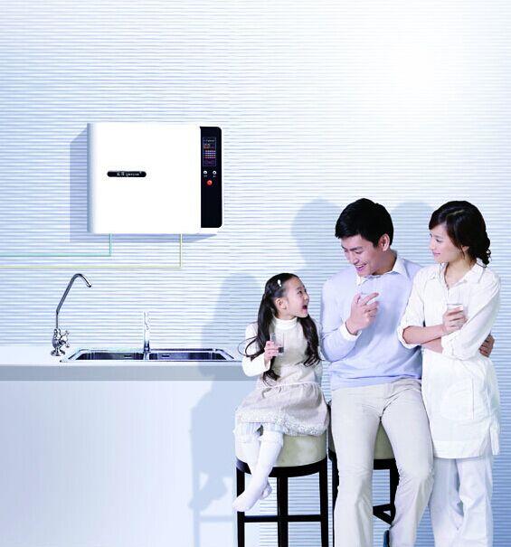家用净水器概念盛行