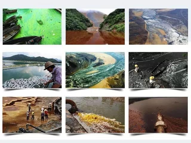 农村净水器推销需介绍水污染