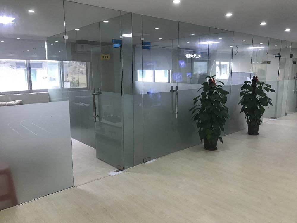 华迈净水器展厅会议室